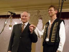 Дмитро Павличко,2009