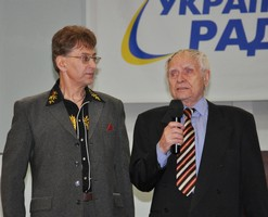 Дмитро Павличко,2016